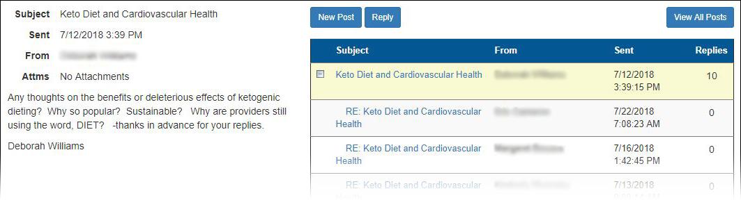 Cardiology SPG Forum