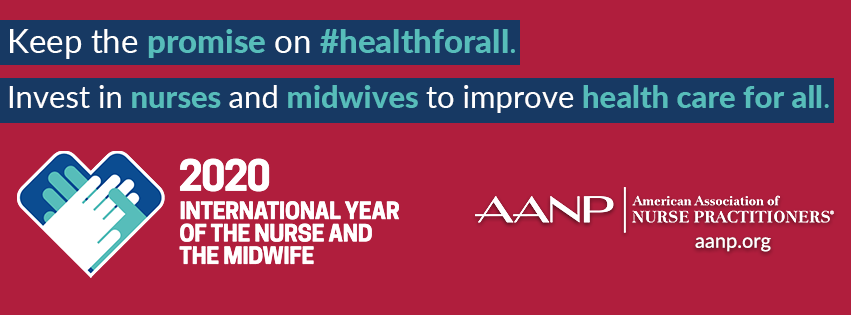 Keep the promise on #healthforall by investing in nurses and midwives
