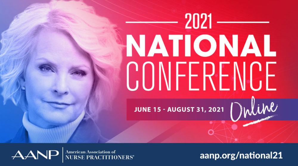 2021 AANP National Conference Keynote Speaker Cindy McCain