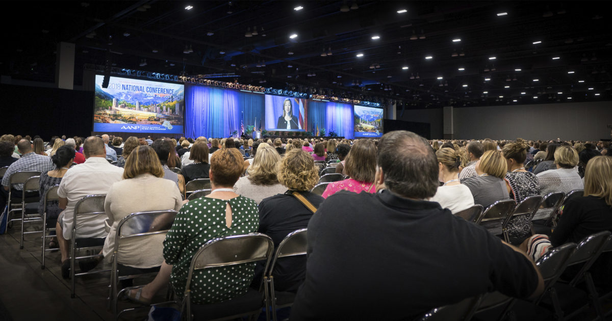 Aanp Events Nurse Practitioner Conferences And Live