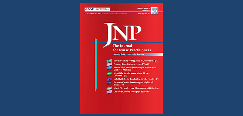 American Association of Nurse Practitioners - Journal for Nurse Practitioners (JNP)
