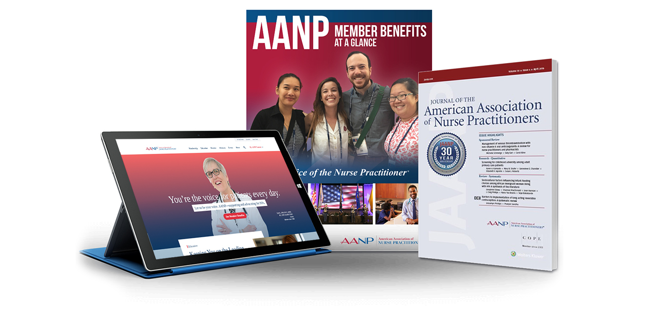 American Association of Nurse Practitioners Advertising and Royalty Partnership