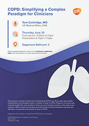 19.3.186 COPD: Simplifying a Complex Paradigm for Clinicians
