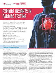 19.4.151 Explore Insights in Cardiac Testing
