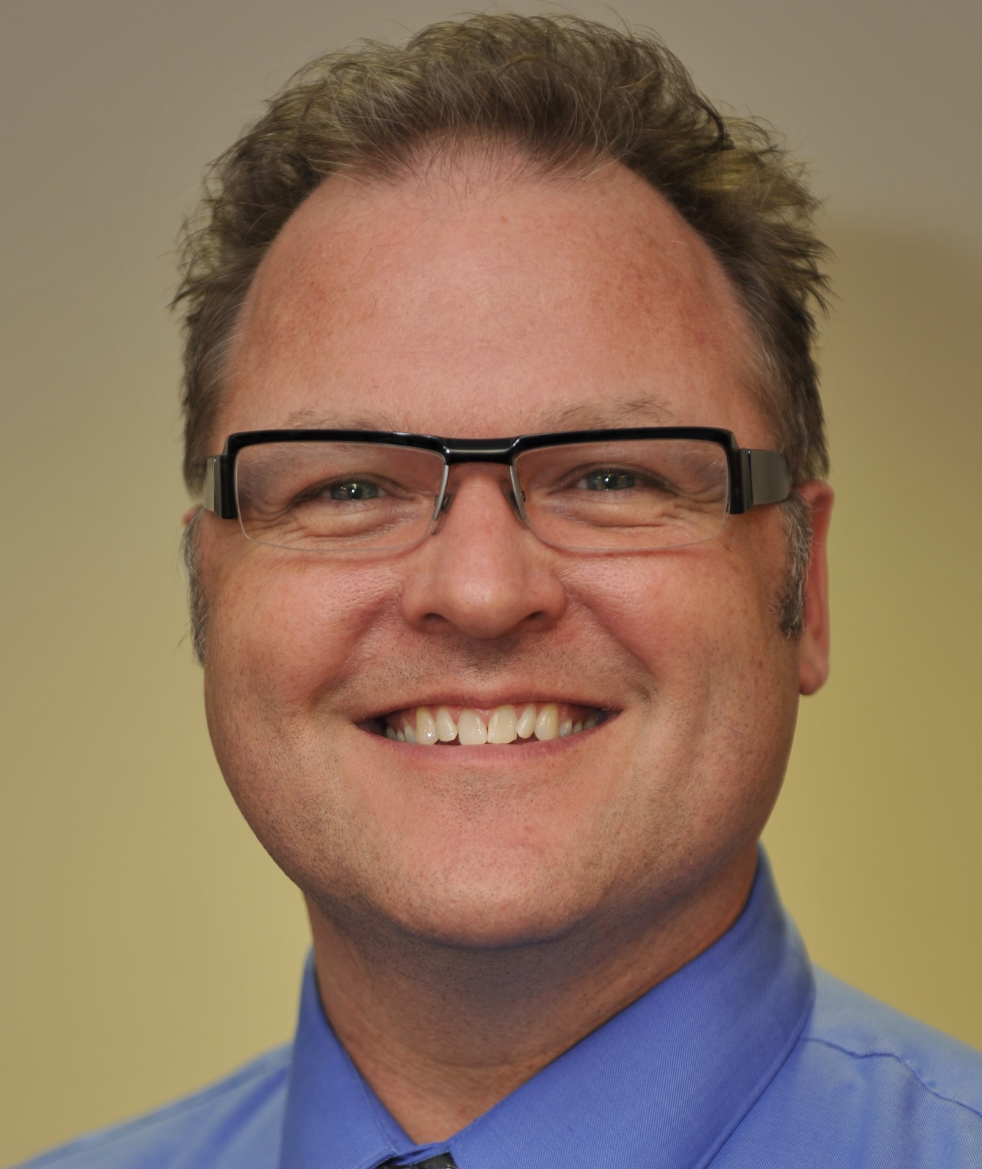 Dr. Brian Goodroad is a professor in the College of Nursing and Health Sciences at Metropolitan State University.