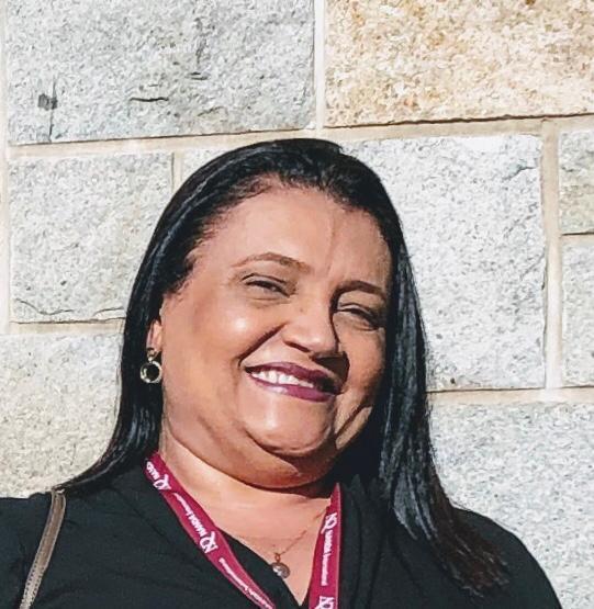 Headshot of Maria Auxiliadora Rodrigues