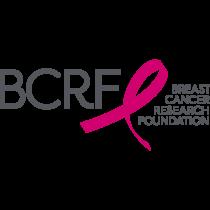 BCRF logo with pink ribbon