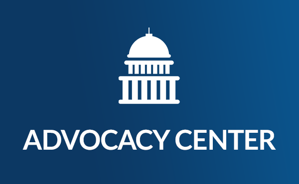 Icon of the Advocacy Center, an image of the U.S. Capitol Building
