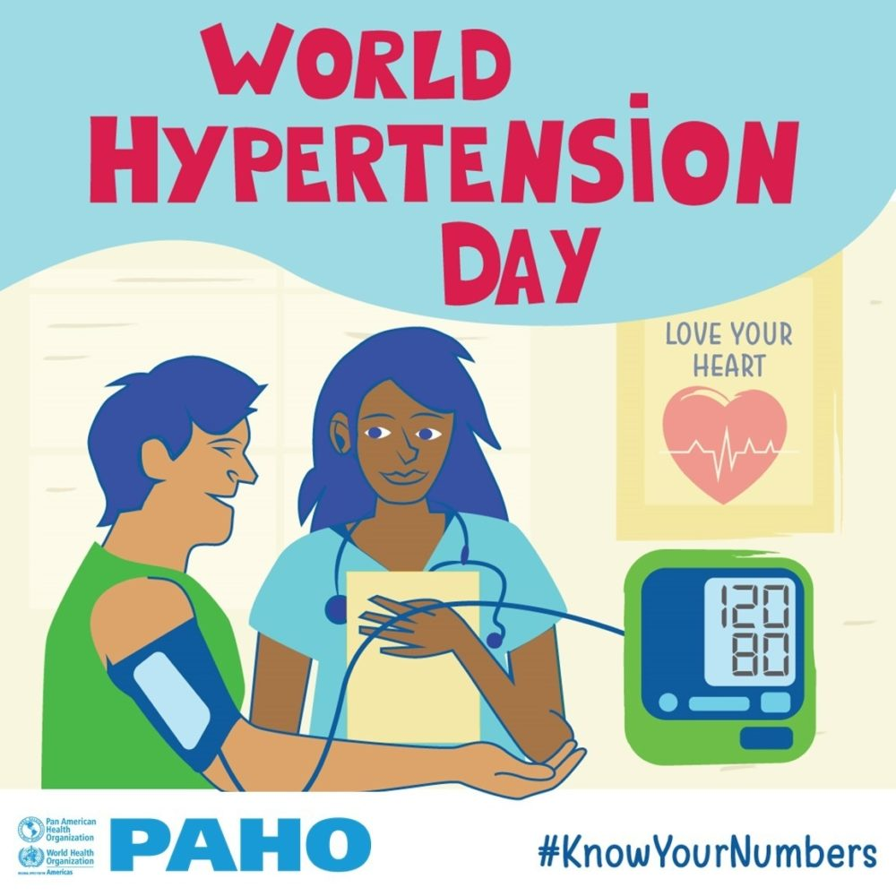 Recognize World Hypertension Day With the American