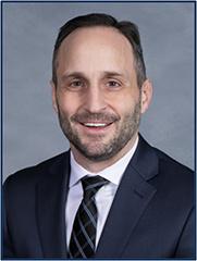 Assembly member Josh Dobson, AA, BA, MPA